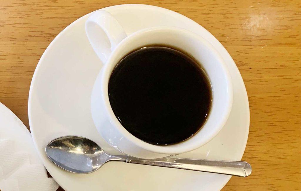 東京note,神楽坂,カフェ,コパン,シュークリーム,コーヒー