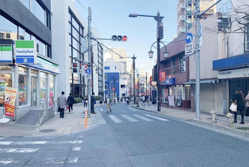 東京note,神楽坂,カフェ,コパン,シュークリーム,行き方