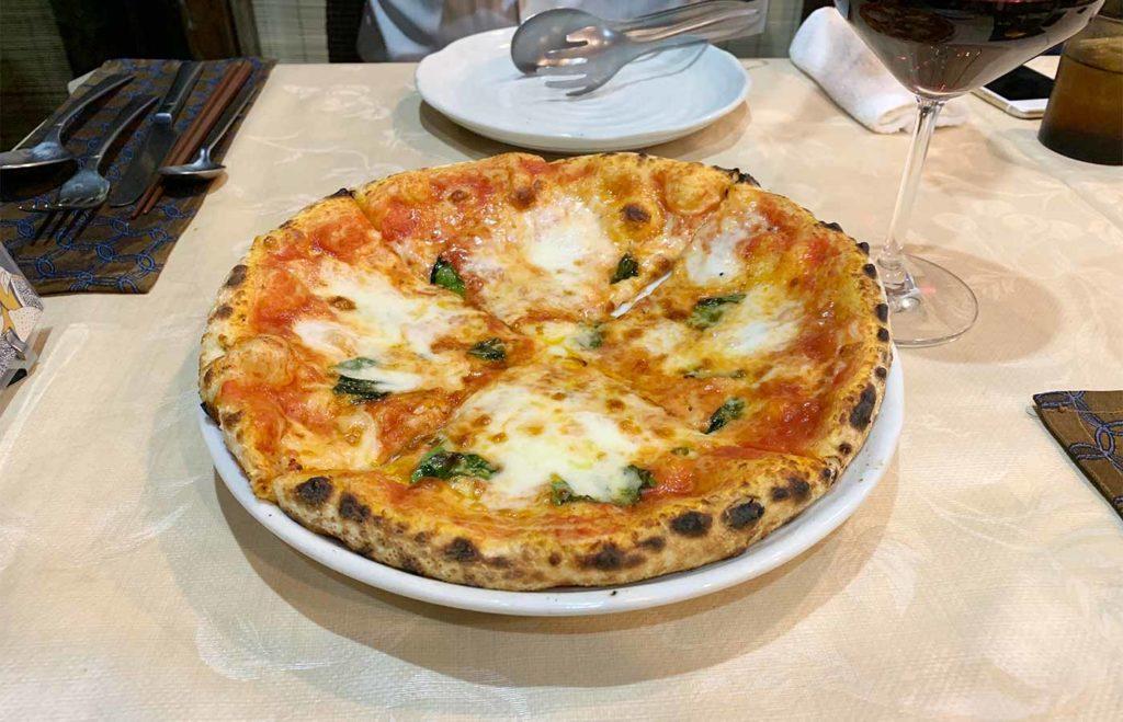 東京,神楽坂,予約,イタリアン,アンジェラ,ピザ