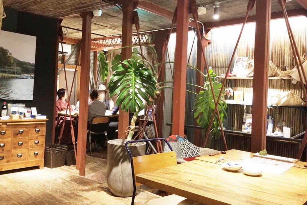 東京,神楽坂,離島キッチン,和食,日本酒,デート,隠れ家