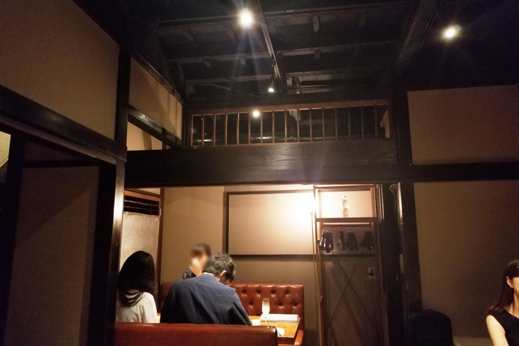 神楽坂,日本酒,バー,湯葉,接待,デート,古民家,和食