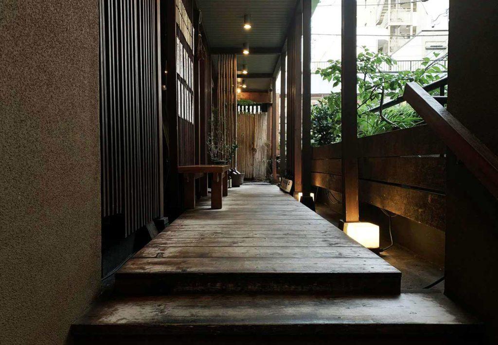 東京,神楽坂,和食,九頭龍蕎麦,福井,油揚げ