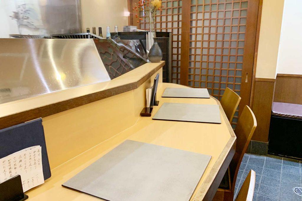 東京,神楽坂,飯田橋,和食,姿,料亭,個室,店内