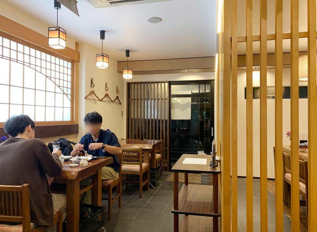 東京,神楽坂,和食,蕎麦,芳とも庵,予約,大野