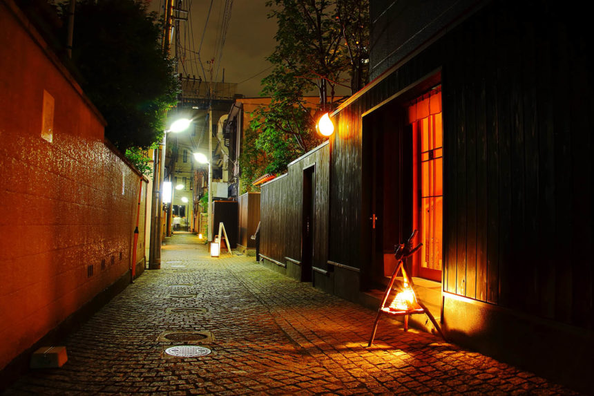 神楽坂,かくれんぼ横丁,東京,デート,東京note,散歩,和食,イタリアン,フレンチ