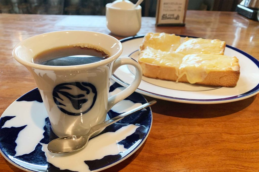 東京,神楽坂,カフェ,喫茶店,トンボロ,休憩,コーヒー