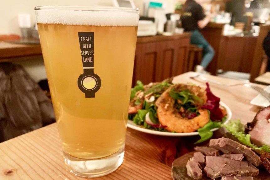 東京,神楽坂,バー,ビール,クラフトビール,サーバーランド,メニュー,コスパ