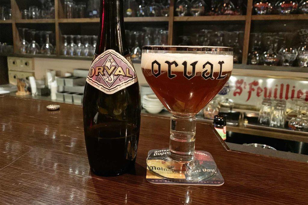 東京,神楽坂,バー,ビール,ベルギー,ブラッセルズ,メニュー