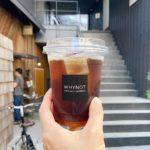 東京,神楽坂,カフェ,whynot,コーヒー,スタンド,アクセス,アイスコーヒー
