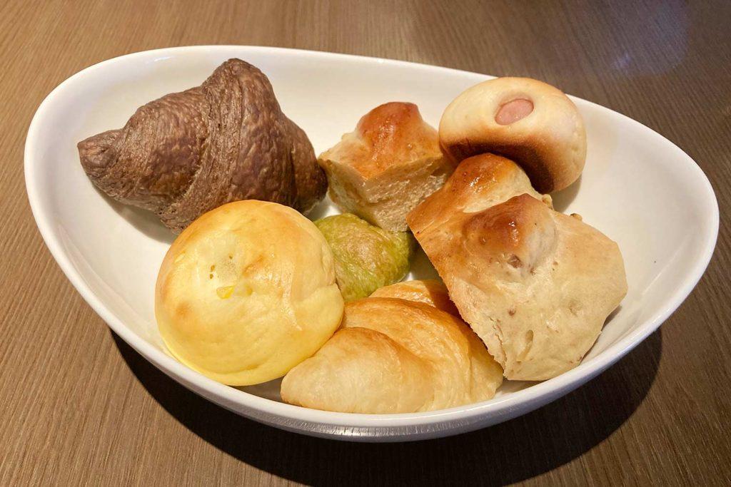 神楽坂,イタリアン,コグスダイニング,パン食べ放題,種類