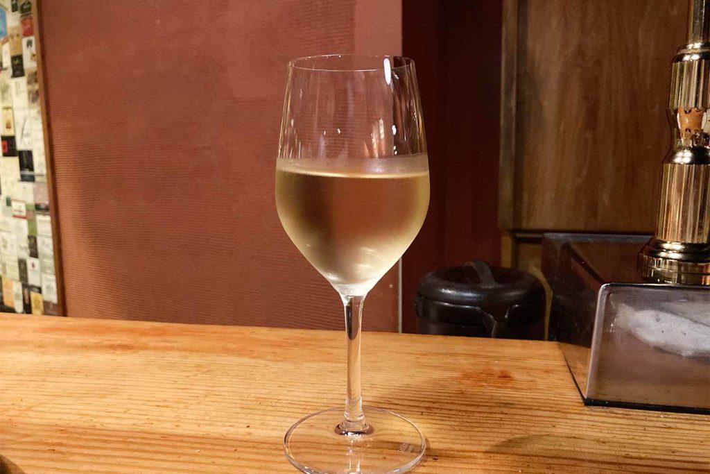 東京,神楽坂,イタリアン,フラット, FLAT,コスパ,メニュー,予約,白ワイン