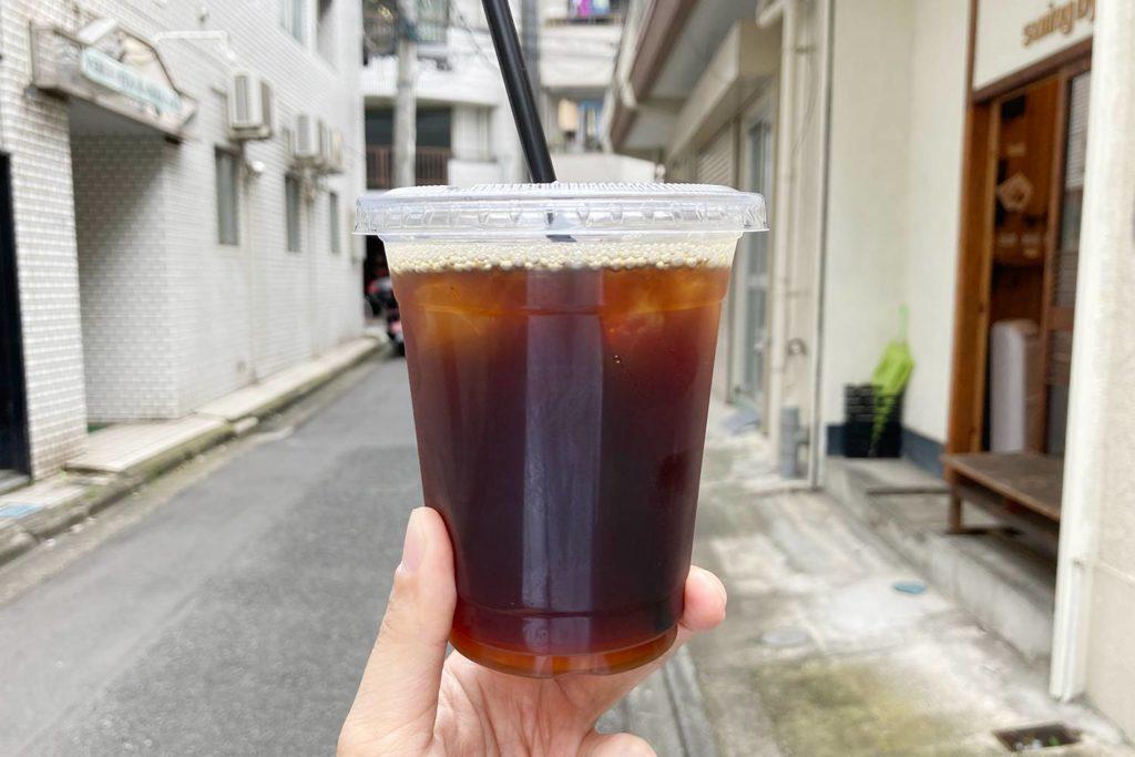 スイングバイコーヒー,神楽坂,飯田橋,コーヒー,焙煎,ギフト