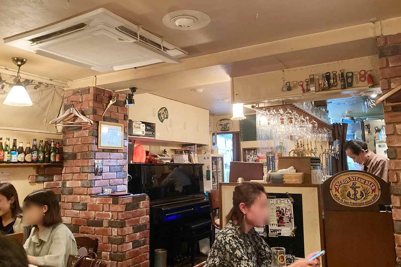 神楽坂,飯田橋,ビール,クラフトビール,バー,ラ・カシェット,メニュー,お洒落