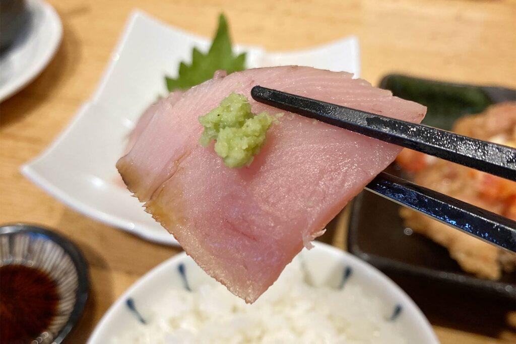 食彩一番,神楽坂,和食,ランチ,美味しい,コスパ,人気,魚