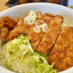 神楽坂,和食,うまもんや,福井,とんかつ,豚汁,若狭,醤油カツ丼,ランチ,人気