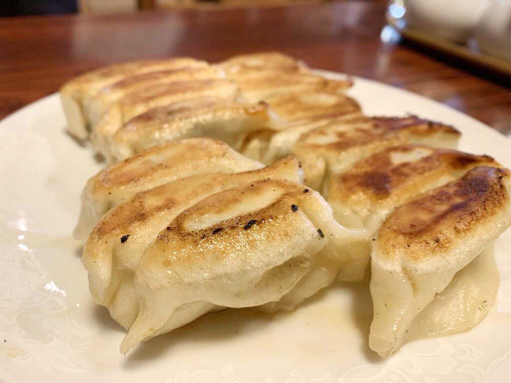 神楽坂,江戸川橋,中華,綏彩,すいさい,餃子,ダーロー麺
